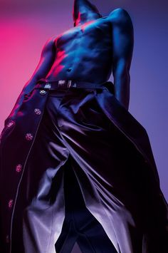 Celebrating the achievements of black male models in the fashion industry