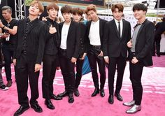 [News] BTS Is the Best Dressed Boy Band at the Billboard Music Awards | Vogue Magazine [170522]