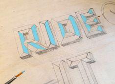 prism lettering