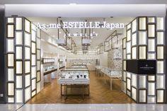 As-me ESTELLE store by Design & Creative Associates Ho Chi Minh City  Vietnam