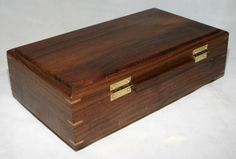 Watch Box valet Holds 4 watches includes 4 by CarolinaWoodshop