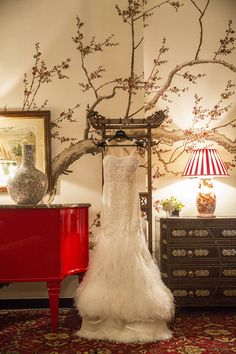 Dress by Budi Adji  Victoria Tang and Christopher Owen's Wedding – Vogue