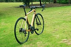 In the early days of cycling, the best (if not only) frame material choice was wood. As you can imagine, technology has progressed and materials have