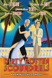 Fun show.  Saw it with Norbert Leo Butz and John Lithgow in the leads.