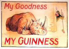 My Goodness My Guinness Rhino