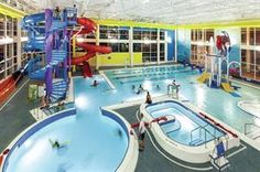 Ray and Joan Kroc Corps Community Center | Chicago via @Aquatics International