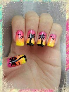Palm Trees @ Sunset