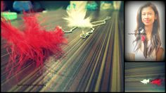i love feather extensions..and fnally i made t out on my own..i love wearing it..!!