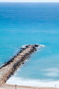 El Campello. Playa del Carrer la Mar