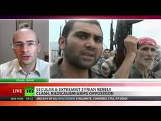 Syria is NOT a civil war, it is a foreign intervention - James Corbett on RT - YouTube