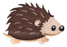 PatchMommy Iron On Applique Patch, Hedgehog - Kids Baby PatchMommy http://www.amazon.co.uk/dp/B00EVJBY2E/ref=cm_sw_r_pi_dp_8zfKwb1JWN1Q6
