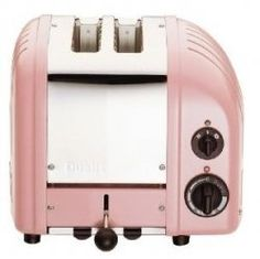 Looking for a pink toaster? You'll find the latest and coolest pink toasters here in every shade of pink---get ready to add a little sparkle to...