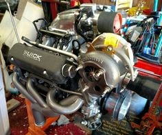 Turbo 3.8 liter