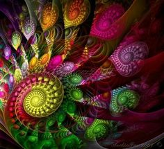 Trippy Psychedelic the Sky | Labels: Psychedelic Pictures , Sacred Art , Sacred Geometry