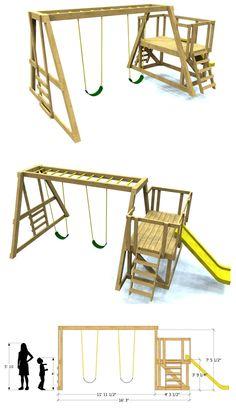 Gorgeous Diy Playground Ideas To Make Your Kids Happy 90
