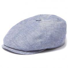Men's Hats | Men's Headwear | Stuarts London Newsboy Cap, Flat Cap, Herringbone Pattern, Hats For Men, Men's Hats, Beige, Flats, Stylish, Casual