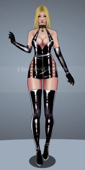 (closed) Auction Adopt - Outfit 498 by CherrysDesigns on DeviantArt Female Supremacy, Custom Clothes, Adoption, Wonder Woman, Deviantart, Superhero, Sexy, Pretty, Outfits