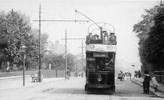 Stafford Road / Woodcote Road. Wallington, Surrey.  c.1906