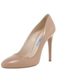 a9eeed4e1d6 Prada Patent Round Toe Pump Purchased at Nordstrom Rack in Cleveland Round Toe  Pumps