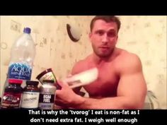 ▶ Dmitry Klokov Night Diet, ENG Subtitles - YouTube