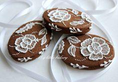 Wedding cookies  Bridal shower cookies  Cookie by nadiascookies, $52.00