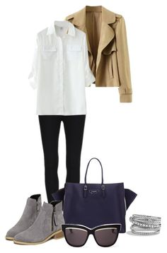"""""""Untitled #243"""" by batistawilmarie ❤ liked on Polyvore featuring Balenciaga, Christian Dior, David Yurman, women's clothing, women's fashion, women, female, woman, misses and juniors"""