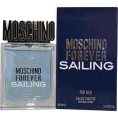 MOSCHINO FOREVER SAILING by Moschino EDT SPRAY 34 OZ for MEN Package Of 6 * Learn more by visiting the image link.