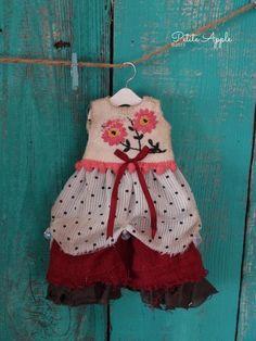 Blythe dress by Petite Apple zibbet.com/marina