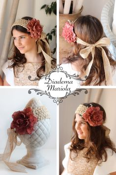 Diadema Mariola #quesenote