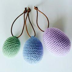 Crochet Food, Easter Crochet, Crochet Baby, Knit Crochet, Chrochet, Tanker, Happy Easter, Crochet Projects, Knitting