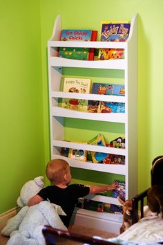 Eisy Morgan: Pottery Barn Kids Book Shelf Knock Off RE- POST!