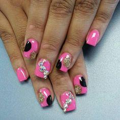 Nails - http://yournailart.com/nails-356/ - #nails #nail_art #nails_design #nail_ ideas #nail_polish #ideas #beauty #cute #love