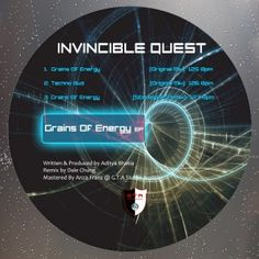 Artists: Invincible Quest, Stereopsis, Title: Grains Of Energy EP, CatNr.: GTA0027, Genre: Techno, Releasedate: 2014-03-17 Beatport exclusive, worldwide release: 2014-03-31, Label: GTA Records * Buy from Beatport exclusive Invincible Quest goes deep into energetic Techno with his new EP Grains