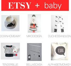 Etsy + baby