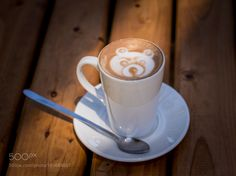 http://500px.com/photo/183684657 Cappuccino any one? by BennieOberholzer -. Tags: coffeecappuccinocafecoff