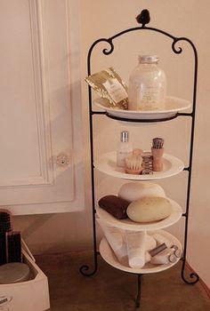 Wishmade: Decora莽茫o de Banheiros Pequenos / Small Bathroom Decoration