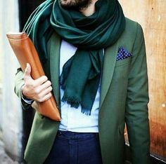 suits + scarves http://rstyle.me/n/ur74w4ni6