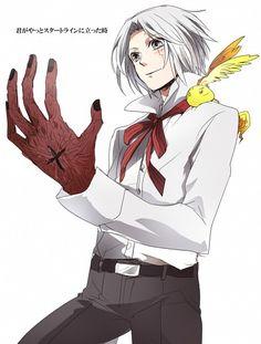 D.Gray-man - Allen Walker (Gender Bender version)