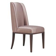 餐椅 进口实木框架+布艺软包 W500*D560*H950 mm