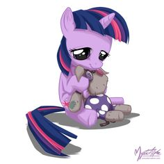 Filly twilight smarty pants.