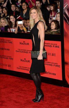 More Pics of Erin Andrews Knee High Boots (2 of 3) - Erin Andrews Lookbook - StyleBistro