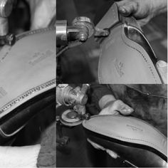 The soles can be finished with various wheels. #franceschetti handmade shoes Made in Italy
