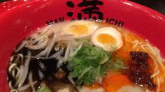 "If slurping noodles is one of your most cherished past times, this list of ramen hot spots in L.A. will make you say ""arigato"" nine times over! Dip over to Tsujita LA in Little Osaka for tsukemen or stroll into a market for Santouka in Mar Vista."