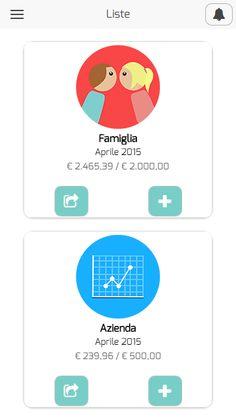 Una app per tener traccia delle spese di tutti i giorni. Semplice ed intuitiva, ti aiuterà a capire in che modo spendi i tuoi soldi.