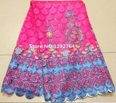 Free shipping! High quality African cupion/guipure lace fabric for sewing african cord lace fabric for party and wedding TS803