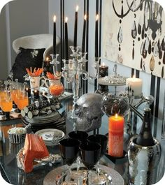 Special Occasions Event Planning | Halloween Entertaining | Halloween Pot Luck