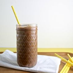 Iced Mexican Chocolate Smoothie - A spicy, secretly healthy way to ...