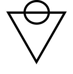 alchemy symbol for water wwwpixsharkcom images