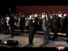 "Bishop Paul S. Morton feat Mary Mary performs ""Thank You"" at the Walter Hawkins Tribute Concert"