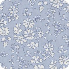 Liberty, Capel.  Only just discovered this colourway.  Think it would make the most beautiful little girl's dress.